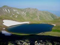 Λίμνη Γκιστόβα-Αετομηλίτσα, Γράμμος
