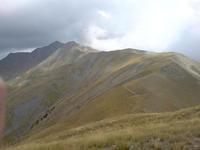 Επιβλητικές κορυφές από το όρος Γκέσος